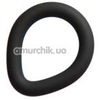 Эрекционное кольцо GK Power Penis Tickler, черное - Фото №1