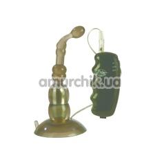 Вибростимулятор простаты для мужчин Vibrating Angled Probe - Фото №1