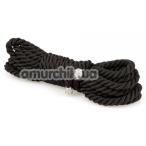 Веревка sLash Premium Silky 5м, черная - Фото №1