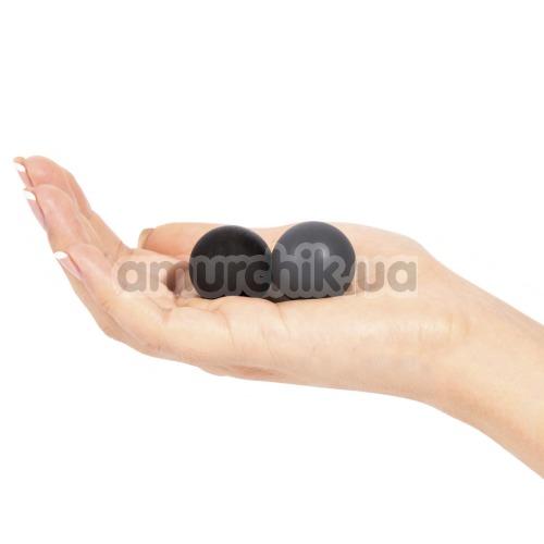 Вагинальные шарики Fifty Shades of Grey Beyond Aroused, черные