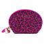 Универсальный вибромассажер Rianne S Lovely Leopard Mini Wand, розовый - Фото №3