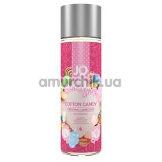 Оральный лубрикант JO H2O Candy Shop Cotton Candy - сахарная вата, 60 мл - Фото №1