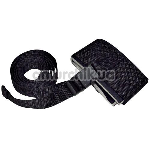 Бондажный набор Bad Kitty Fesselset, черный