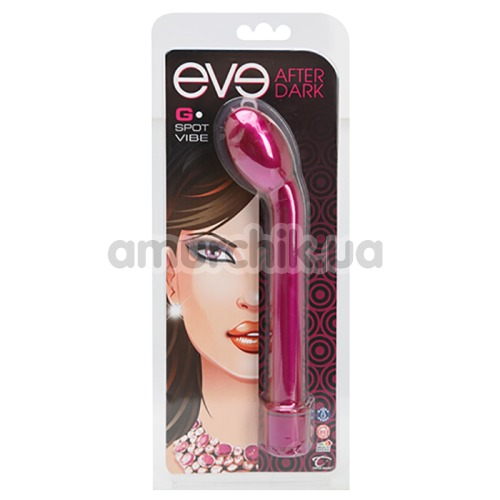 Вибратор для точки G Eve After Dark G-Spot Vibe, фиолетовый