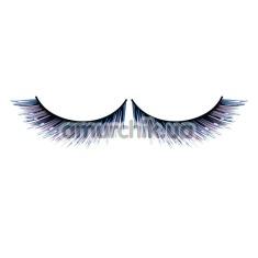 Ресницы Blue-Black Deluxe Eyelashes (модель 526) - Фото №1