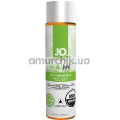 Лубрикант JO Organic Naturalove Personal Lubricant, 120 мл - Фото №1