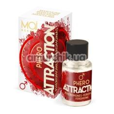 Эссенция феромонов Phero Attraction Pheromones Masculino для мужчин, 7 мл - Фото №1