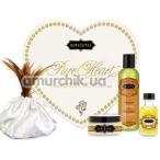 Набор для массажа KamaSutra Pure Heart - Фото №1