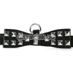 Купить Ошейник Sex & Mischief Studded Bow Tie Collar