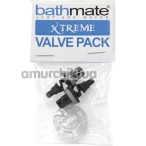 Набор для ремонта клапана гидропомп Bathmate Hydromax Xtreme Valve Pack, чёрный - Фото №1