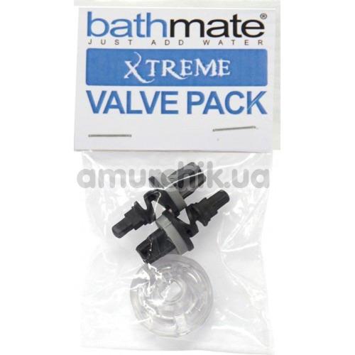 Набор для ремонта клапана гидропомп Bathmate Hydromax Xtreme Valve Pack, чёрный