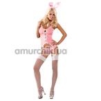 Костюм кролика Obsessive Bunny, розовый - Фото №1