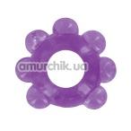 Эрекционное кольцо Love Ring Flexible Erection Ring, фиолетовое