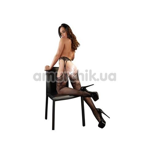 Колготки Strumpfhose Suspender Tights, чёрные