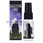 Спрей-пролонгатор Black Stone Spray, 15 мл - Фото №1
