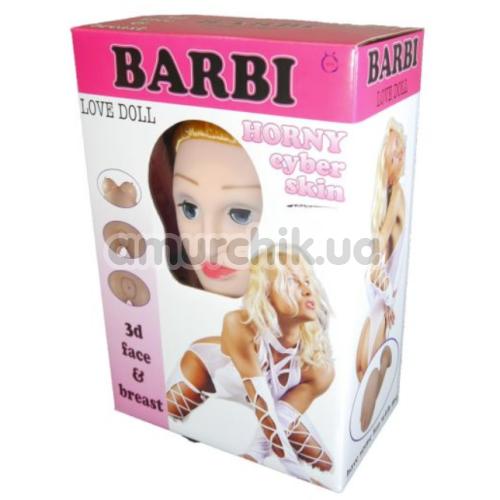 Секс-кукла с вибрацией Barbi Love Doll