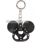 Брелок в виде маски sLash Mickey Mouse, черный - Фото №1