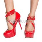 Украшения для ног Me-Seduce SO 02, красные - Фото №1