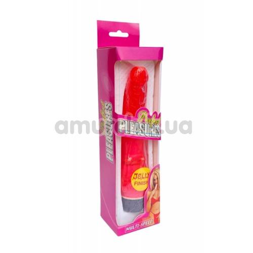 Вибратор Perfect Pleasures Multi-Speed, розовый