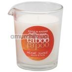 Массажная свеча Taboo Peche Sucre - персик, 60 мл - Фото №1