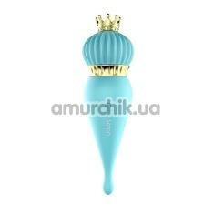 Клиторальный вибратор Leten Dream Key, голубой - Фото №1