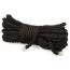 Веревка sLash Premium Silky 10м, черная - Фото №1
