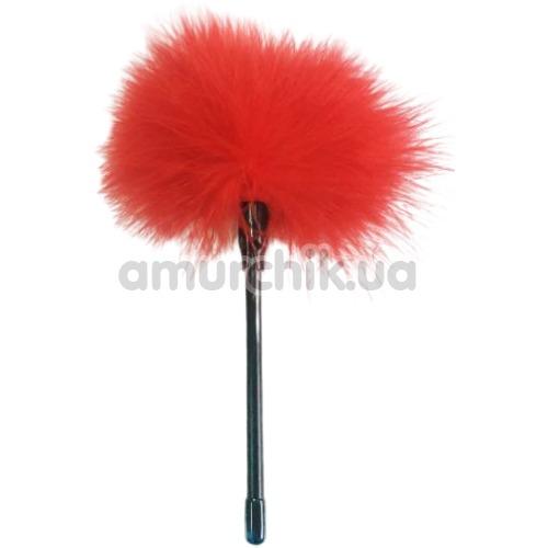 Пёрышко для ласк EasyToys Feather Tickler, красное