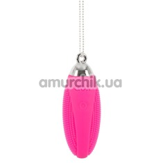 Клиторальный вибратор iGox Lillian, розовый - Фото №1
