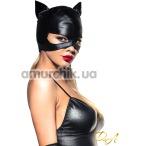 Маска Кошечки D&A, черная - Фото №1
