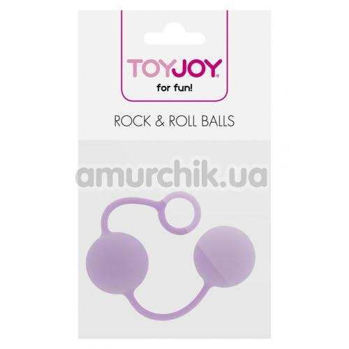 Вагинальные шарики Rock & Roll, розовые