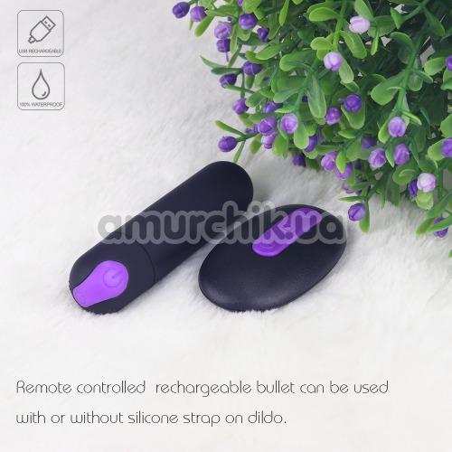 Безремневой страпон с вибрацией Rechargeable IJOY Strapless Strap-on 430103, телесный