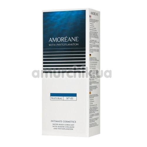 Лубрикант с фитопланктоном Amoreane Natural, 100 мл