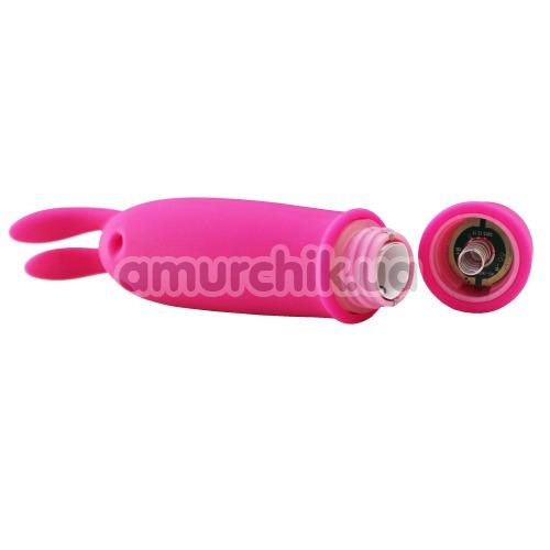 Клиторальный вибратор Pretty Love Boyce, розовый