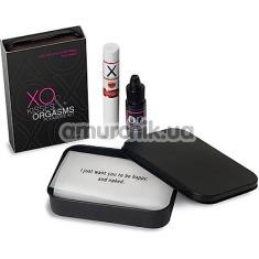 Набор Sensuva XO Kisses & Orgasms Pleasure Kit: стимулирующее масло и бальзам для губ - Фото №1
