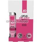 Оральный лубрикант JO Oral Delight с охлаждающим эффектом - вишня, 30 мл
