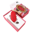 Клиторальный вибратор Magic Motion Magic Nyx, красный - Фото №5