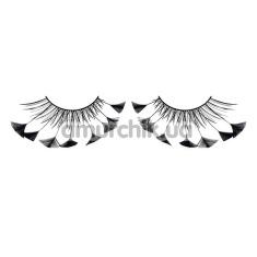 Ресницы Black Feather Eyelashes (модель 608) - Фото №1