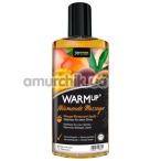 Массажное масло Warmup Mango-Maracuya с согревающим эффектом, 150 мл - Фото №1