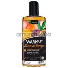 Массажное масло Warmup Mango-Maracuya с согревающим эффектом, 150 мл