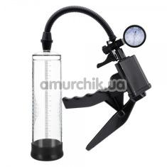 Вакуумная помпа Passion Pump Powerup, прозрачная - Фото №1