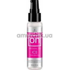 Возбуждающий гель Sensuva On Arousal Gel For Her Ice - охлаждающий эффект, 29 мл - Фото №1