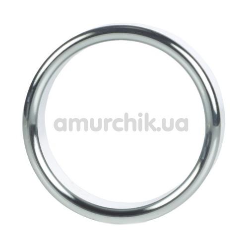 Эрекционное кольцо Alloy Metallic Ring, серебряное