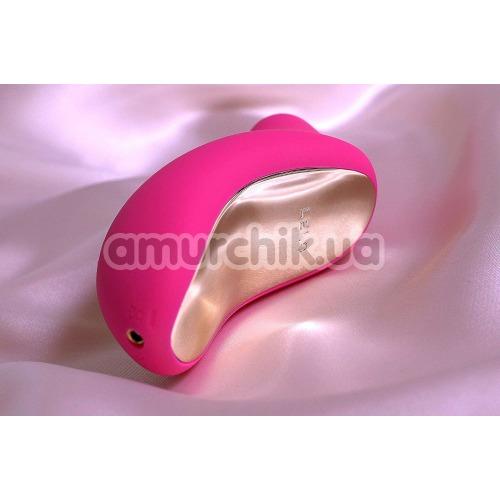 Симулятор орального секса для женщин Lelo Sona Cruise Cerise (Лело Сона Круз Церис), розовый