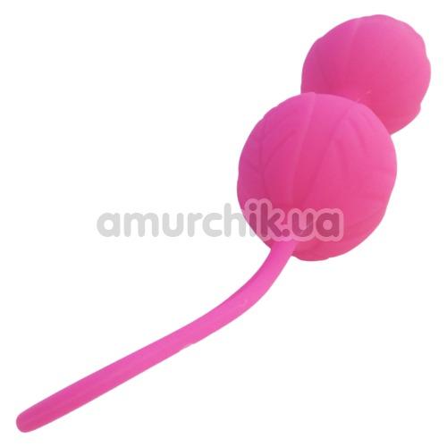 Вагинальные шарики A-Toys Keggel Balls 764001, розовые