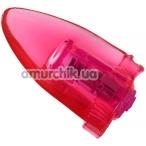 Вибронасадка на язык Lick It Tongue Vibe, розовая