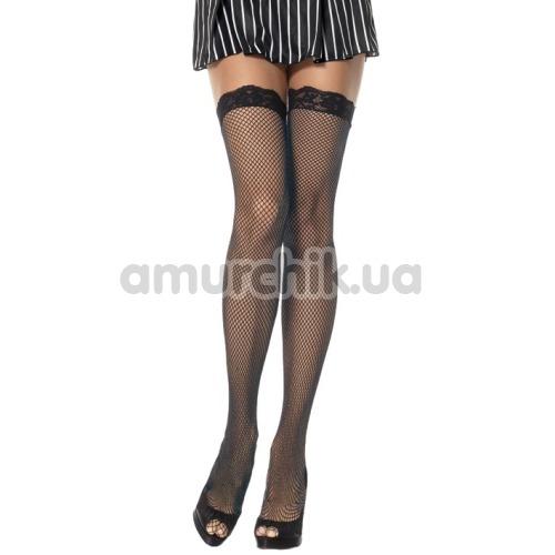 Чулки Sheer Stockings, черные