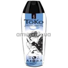 Оральный лубрикант Shunga Toko Coconut Water - кокос, 165 мл - Фото №1