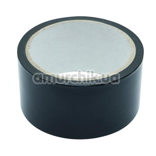 Бондажная лента Blaze Luxury Fetish Bondage Tape 18 Meter, черная - Фото №1