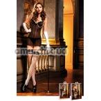 Платье Black Lace Halter Dress (модель B273)