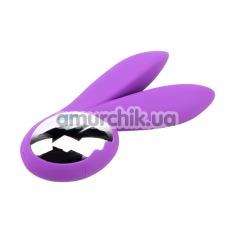Универсальный массажер Gemini Lapin Ears, фиолетовый